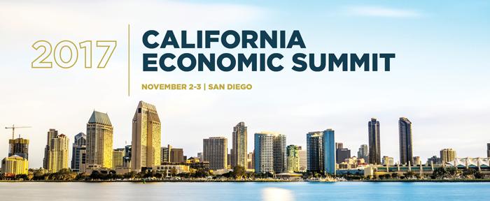 California Economic Summit