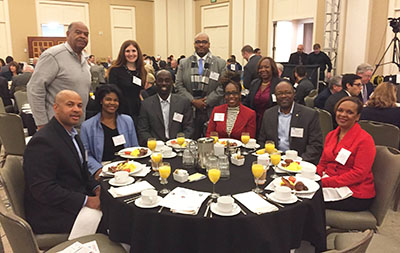 Central San Diego Black Chamber of Commerce: building strong members and businesses