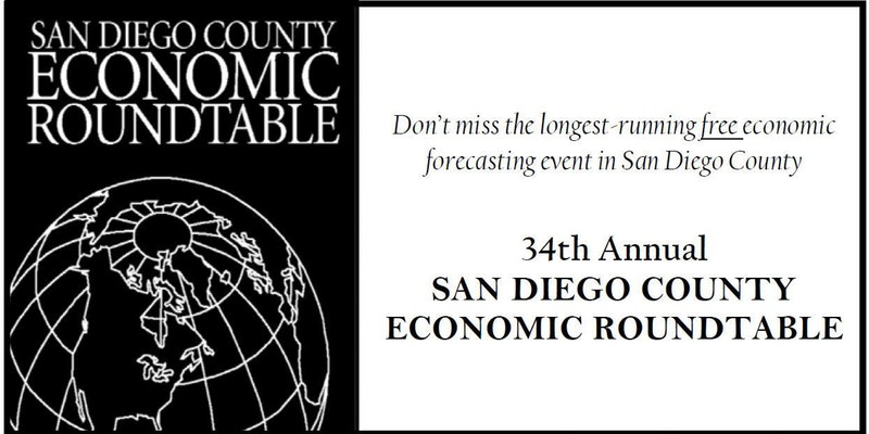 34th Annual San Diego County Economic Roundtable