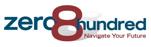 Zero8Hundred logo