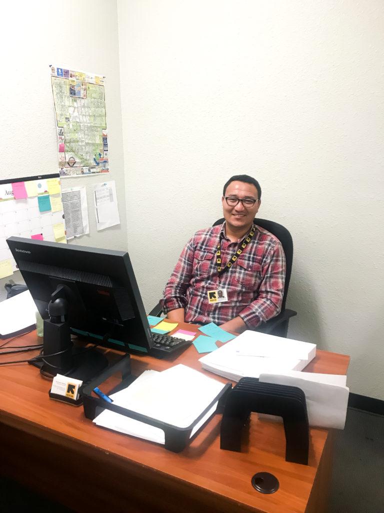 Rahmatullah Mokhtar IRC San Diego