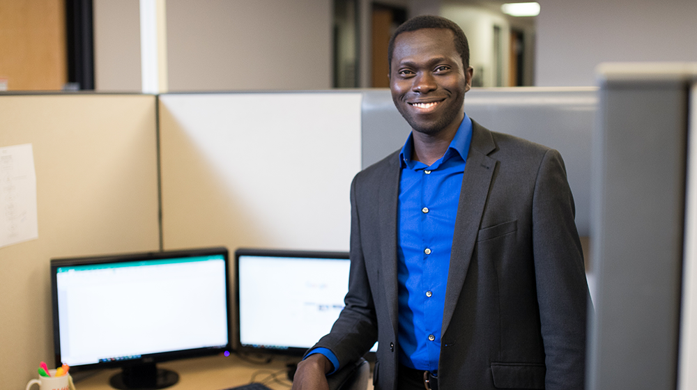 Michael Eniolade, Journeys Map, TechHire