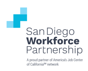 Workforce logo with AJCC tagline