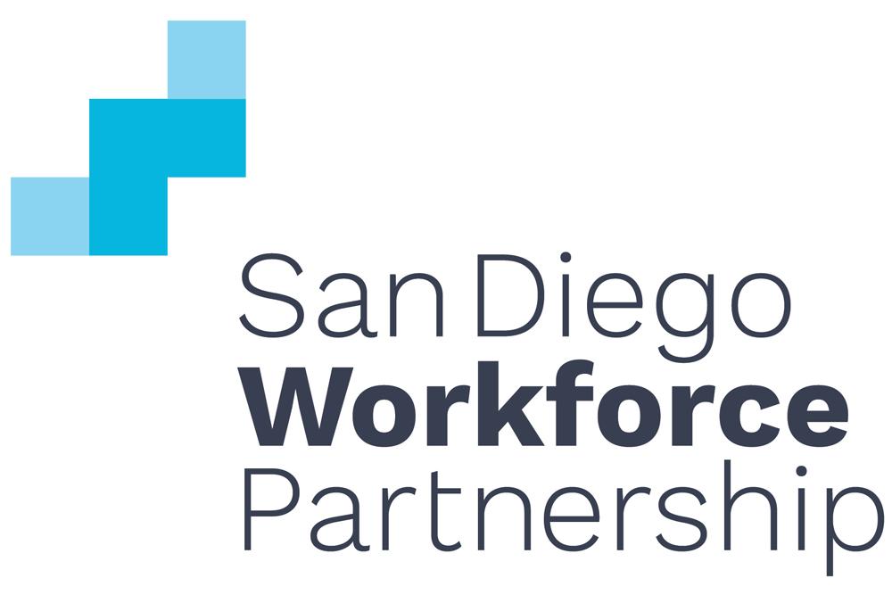 San Diego Workforce Partnership logo 2019