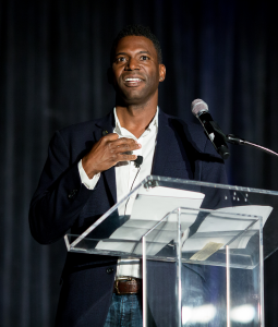 Dr. Gentry Patrick at Opportunity Summit 2019