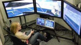 aerospace engineer flight simulator