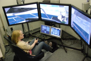 aerospace engineer flight simulator