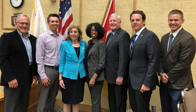 San Diego Workforce Partnership policy board July 2019