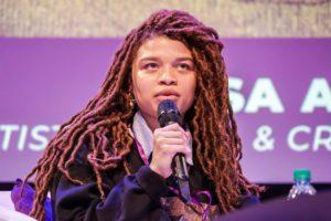 Youth speaker