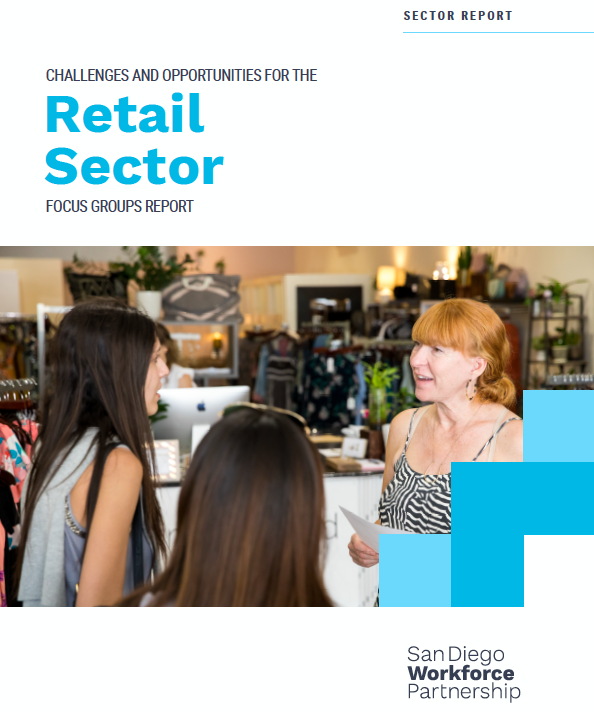 Retail report 2019 cover