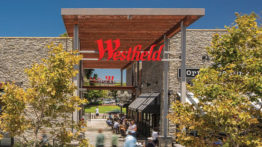 Westfield Mission Valley sign and entrance