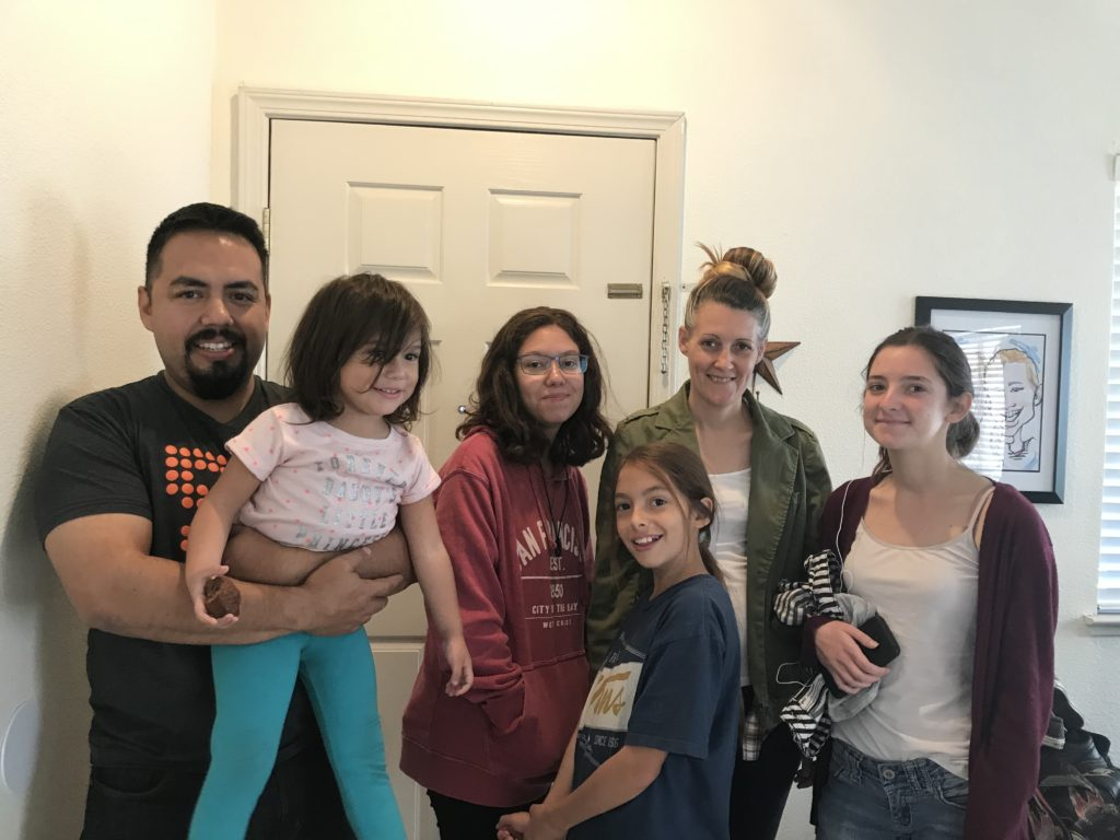 Xavier's Family