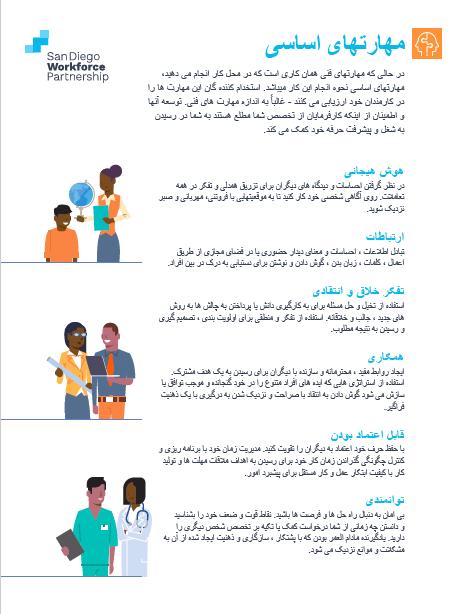 Essential Skills Farsi