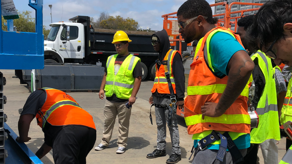 High Road Construction Careers