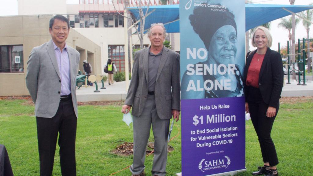 Sdscf No Seniors Alone